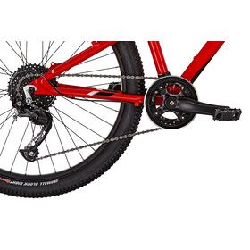 ORBEA MX 24 Team Kids Red-white